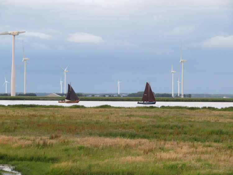 windmolens Spakenburg 2